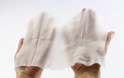 Le bon geste pour votre copro : jetez les lingettes dans la poubelle, pas dans vos toilettes !